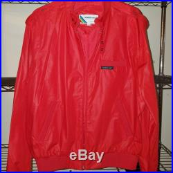 Classic Very Cool Vintage Jacket 80's by MEMBERS ONLY Never Wotn Still With Tags On