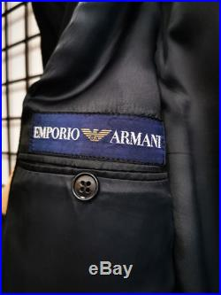 Giacca Emporio Armani cult vintage Made in Italy TG.48 G805