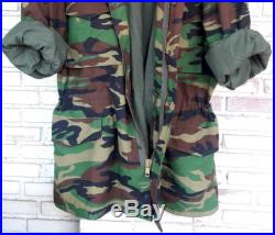 Hand Reworked Vintage Military Camo Field Jacket with Patches Upcycled Custom Jacket Vintage Camouflage Field Jacket With Patch Size XL
