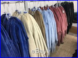 Mink pelts good quality skins in diffirent colors