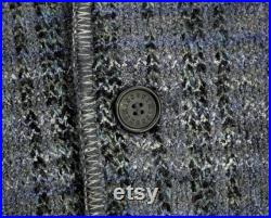 Missoni Collectable limited editioned mohair wool cabin coat Jacket