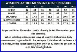 NOORA Real Genuine Lambskin Leather New Men's Motorcycle Slim fit White Biker Jacket with Belt and Zipped Pocket RS03