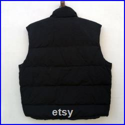 Polo Quilted Puffer Vest Jacket Outerwear