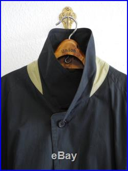 Schneiders Salzburg Vintage L DE 50 UK US 42 Light Trenchcoat Black Creme Contrast Elements Checked Lining Town and Country Coat