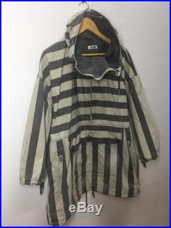 Super Rare Vintage I.S by Issey Miyake Stripe Design Top Fashion Style XL Size