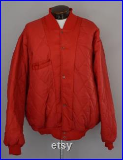 Throwback Clippers Satin Jacket, San Diego Clippers Snap Front Baseball Style Coat, Size XXL to XXL