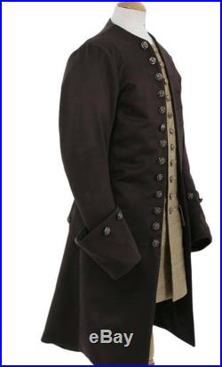 Traditional Frock Coat or Pirate Coat