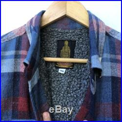 VINTAGE TURNING POINT Checked Flannel Shirt
