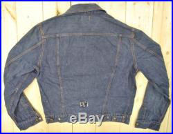 Vintage 1950's 60's GWG COWBOY KINGS Denim Jean Jacket Union Made Retro Collectable Rare