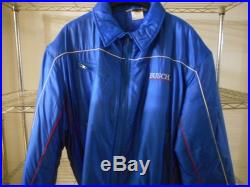 Vintage BUSCH BEER COAT Early to Mid 80's Never Worn Very Very Very Nice