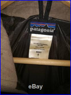 Vintage Patagonia Light Puffer Hoodie Jacket Small Size
