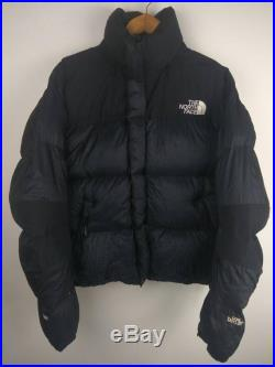 Vintage TNF The North Gore Dry Loft Face 700 Puffer Down Hoodie Jacket